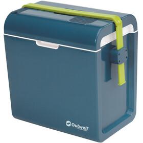 Outwell ECOcool kylmälaukku 24l 12V/230V , vihreä/sininen